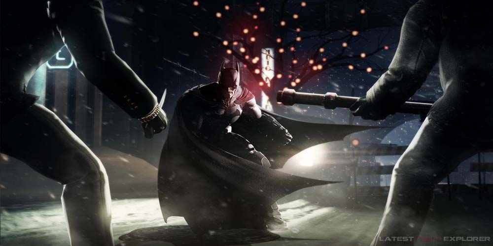 Batman Arkham Origins New Details Out