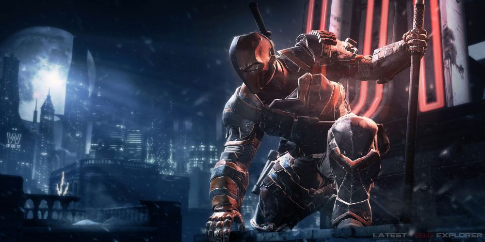 Deathstroke To Be Playable In Batman Arkham: Origins