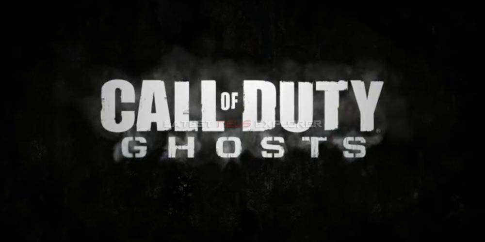 Call of Duty: Ghosts – 'Masked Warriors' Teaser Trailer