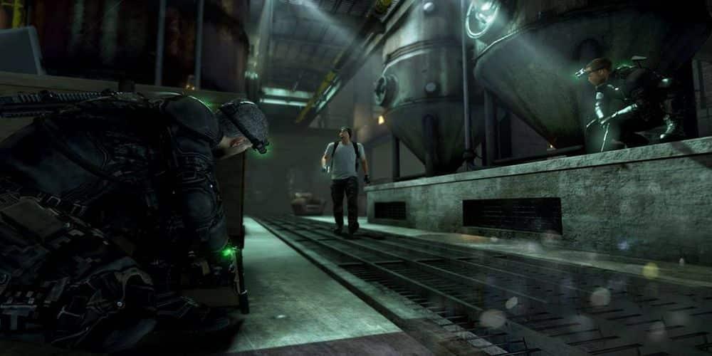 Splinter Cell: Blacklist – 'Sea Fort' Co-Op Mission Walkthrough