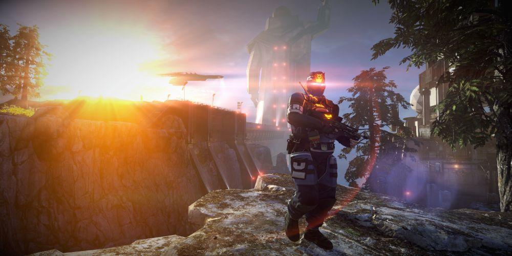 Killzone: Shadow Fall Gameplay Footage