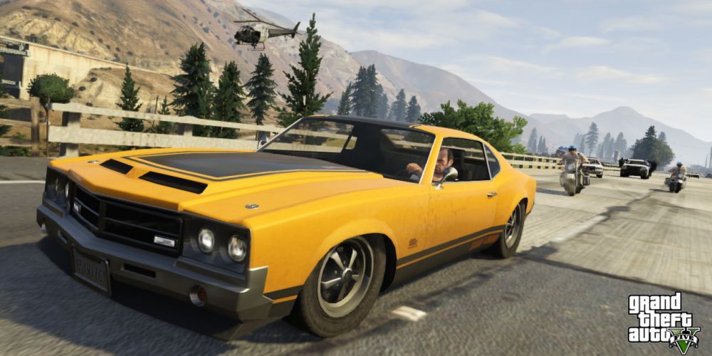 Grand Theft Auto V Weapon & Vehicle Customization Detailed