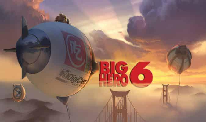 Big Hero 6 – Trailer #2