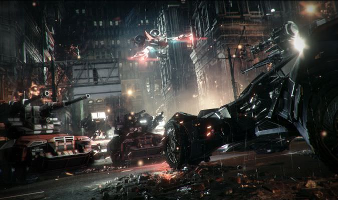 Batman: Arkham Knight November Patch Released
