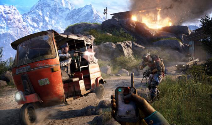 Far Cry 4 Reviews Round-Up