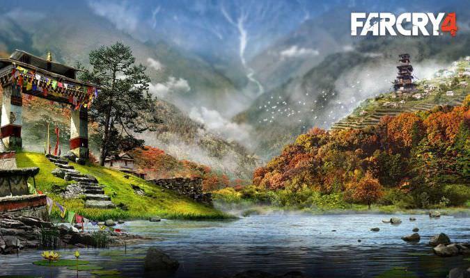 Far Cry 4 – 'Glimpse Into Kyrat' Trailer