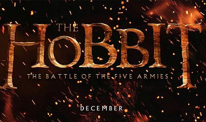 The Hobbit: The Battle of the Five Armies – Trailer