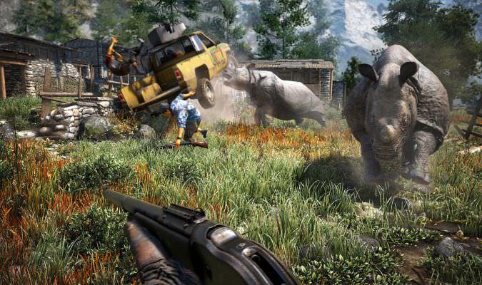 Far Cry 4 – 'Designing an Open World' Video