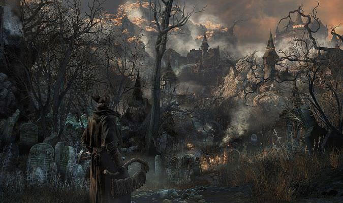 Bloodborne Online Detailed
