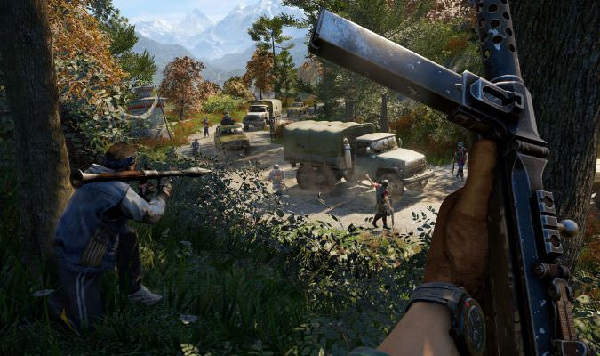 Report: Ubisoft Survey Hints At Future Far Cry Settings