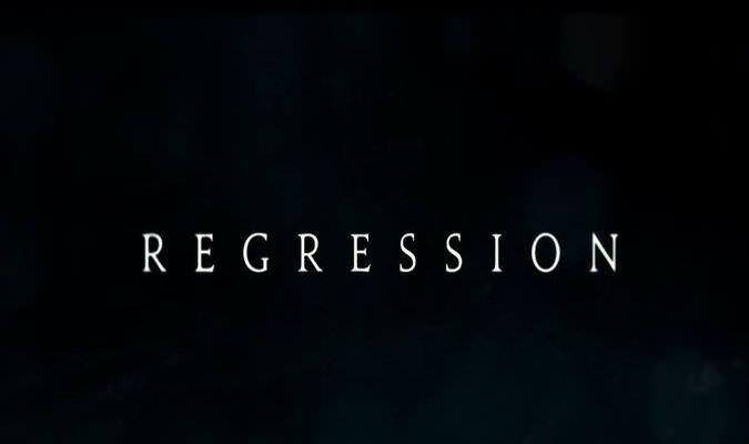 Regression – Trailer