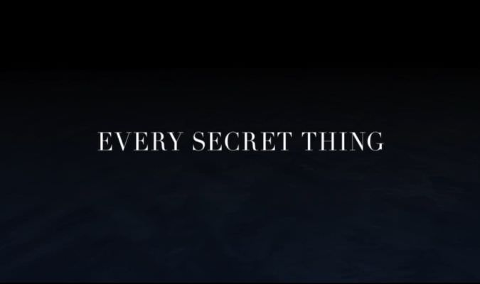 Every Secret Thing – Trailer