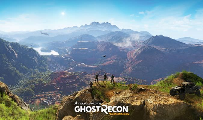 Ghost Recon Wildlands Released Date Revealed