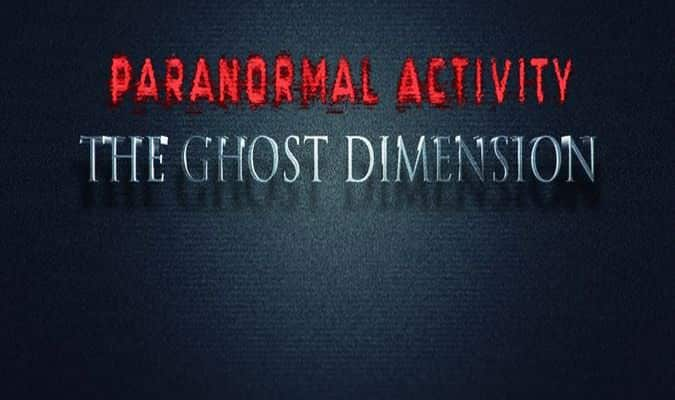 Paranormal Activity: The Ghost Dimension – Trailer