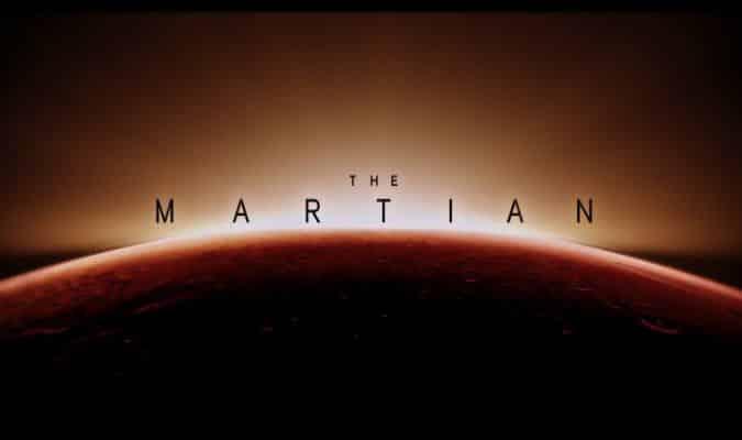 20th Century Fox's The Martian – International Trailer