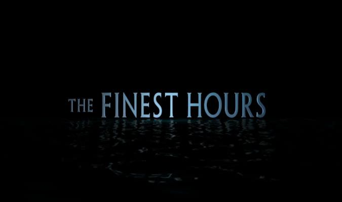 Walt Disney Pictures' The Finest Hours – Trailer #2
