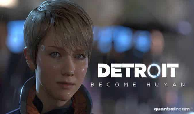 Detroit: Become Human Is About 8-10 Hours Long With A Lot of Reply Value