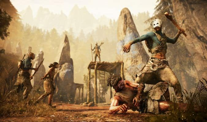 Far Cry Primal – 'King of the Stone Age' Story Trailer; PS4 Bundle Revealed