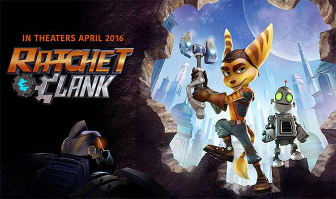 Gramercy Pictures' Ratchet and Clank – Trailer