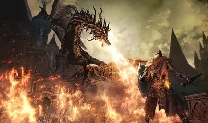 Dark Souls III 'Ashes of Ariandel' DLC Launch Trailer
