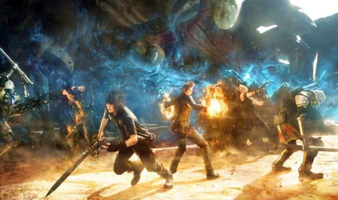 E3 2016: Final Fantasy XV 'The Trial of Titan' Gameplay