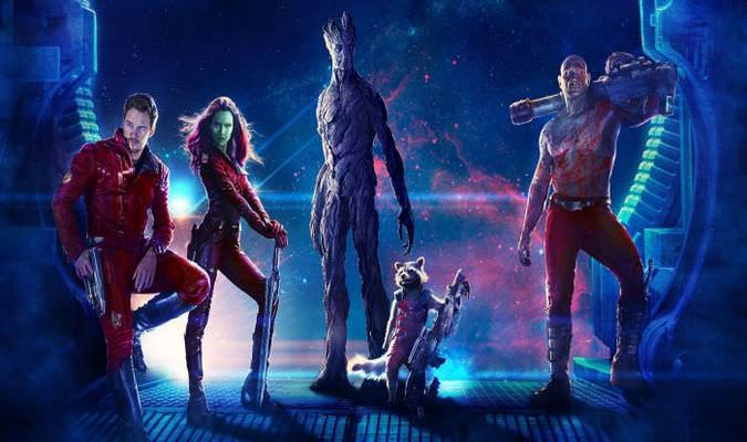 Guardians of the Galaxy 2 Logo & Kurt Russell's Role Revealed
